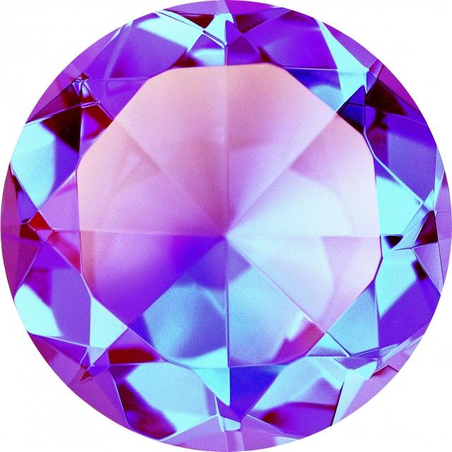 大きな宝石イラスト