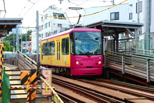 雑司ヶ谷の駅