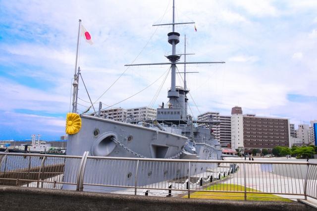 横須賀の船