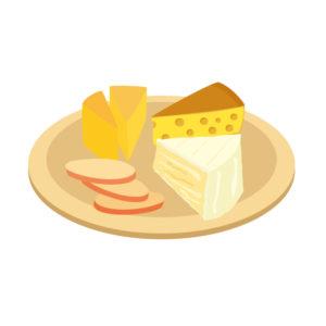 チーズイラスト