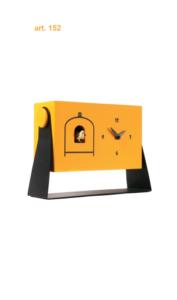 黄色い鳩時計
