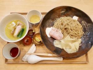 らぁ麺屋飯田商店つけ麺