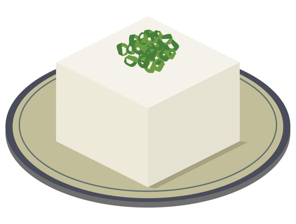豆腐イラスト
