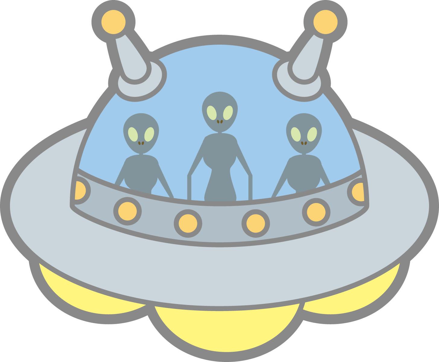 UFOイラスト