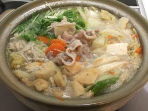 ミツカン ごま 豆乳 鍋 カルボナーラ