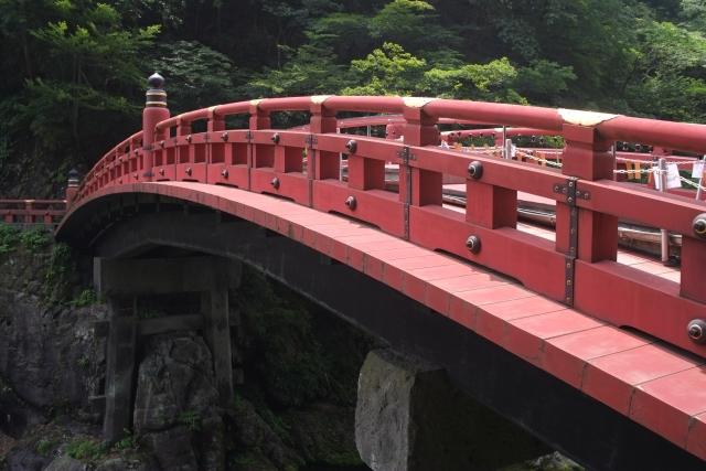 日光二荒山神社神橋