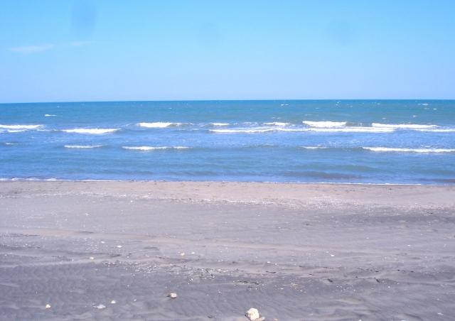 九十九里の海