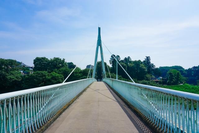 青梅市鮎美橋