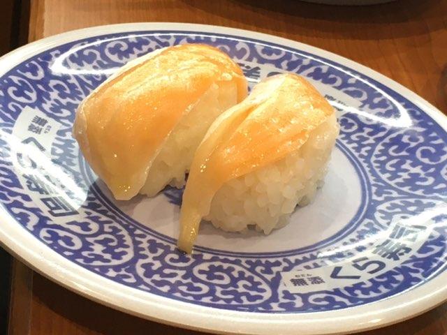 くら寿司サーモン