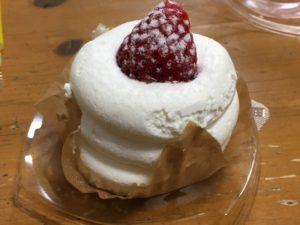 ローソン苺ケーキ