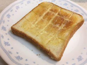 蜂蜜ジンジャートースト