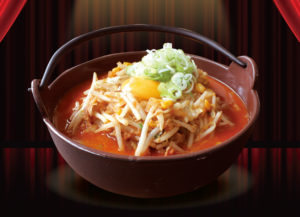 柳谷キムチ納豆ラーメン