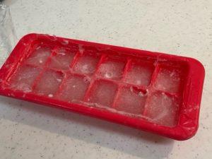 冷凍蒸し汁