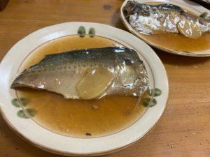 野方食堂レシピサバ味噌