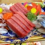 石毛魚類刺身