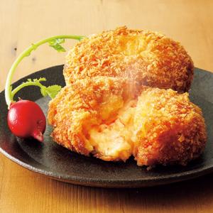 花咲蟹クリームチーズコロッケ